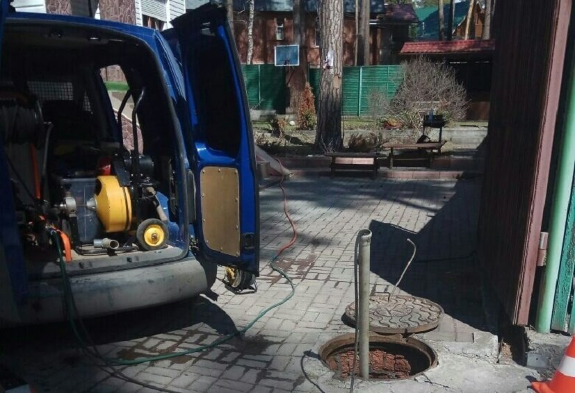 Устранение засоров канализации Новосибирск, низкие цены