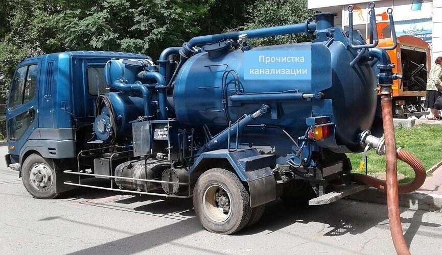 Круглосуточно, аварийная прочистка канализации, Новосибирск