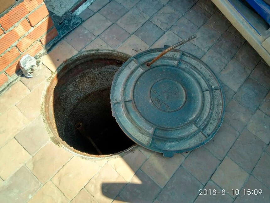 Чистка канализационных колодцев цена Новосибирск