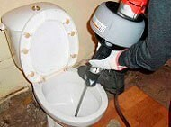 Механическая прочистка труб канализации, круглосуточно