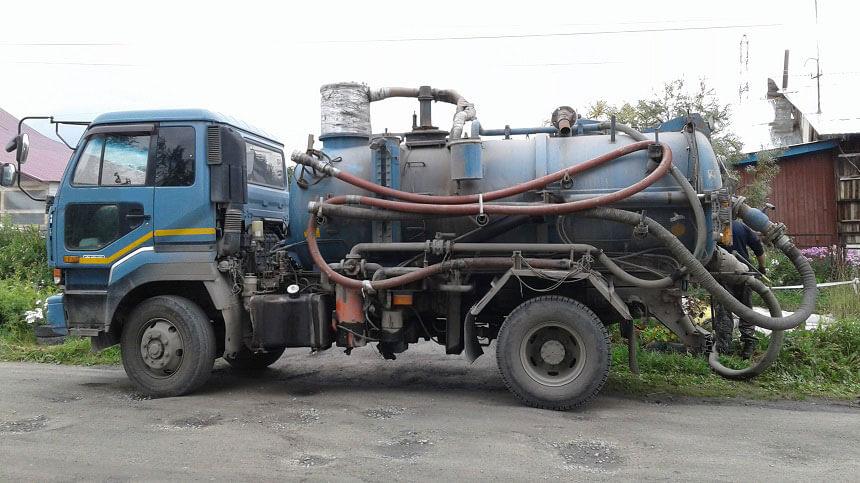 Услуги илососа в Новосибирске, круглосуточно, недорого