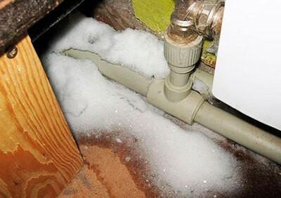 Разморозка, отогрев труб канализации и водоснабжения круглосуточно