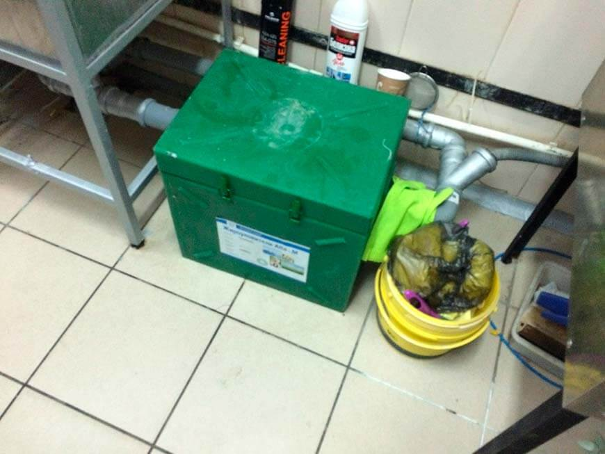 установка жироуловителя на канализацию, цена в Новосибирске